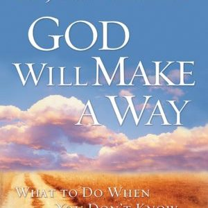 God Will Make a Way- Group DVD Study