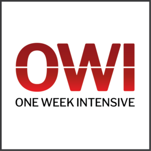 One Week Intensive