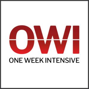One Week Intensive