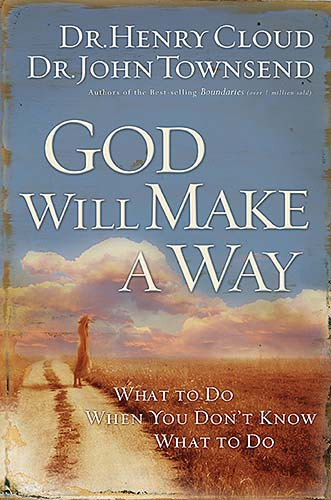 God Will Make a Way Book