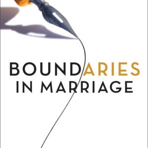 Boundaries in Marriage DVD Series