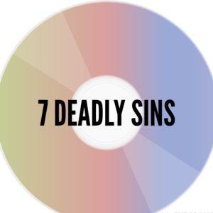 7 Deadly Sins – Digital Download Series