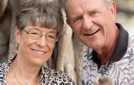 Steve and Barbara Uhlmann