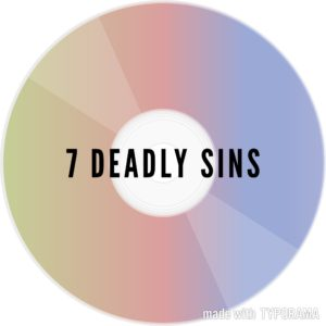 7 Deadly Sins – Digital Download Series