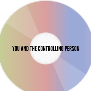 You and the Controlling Person